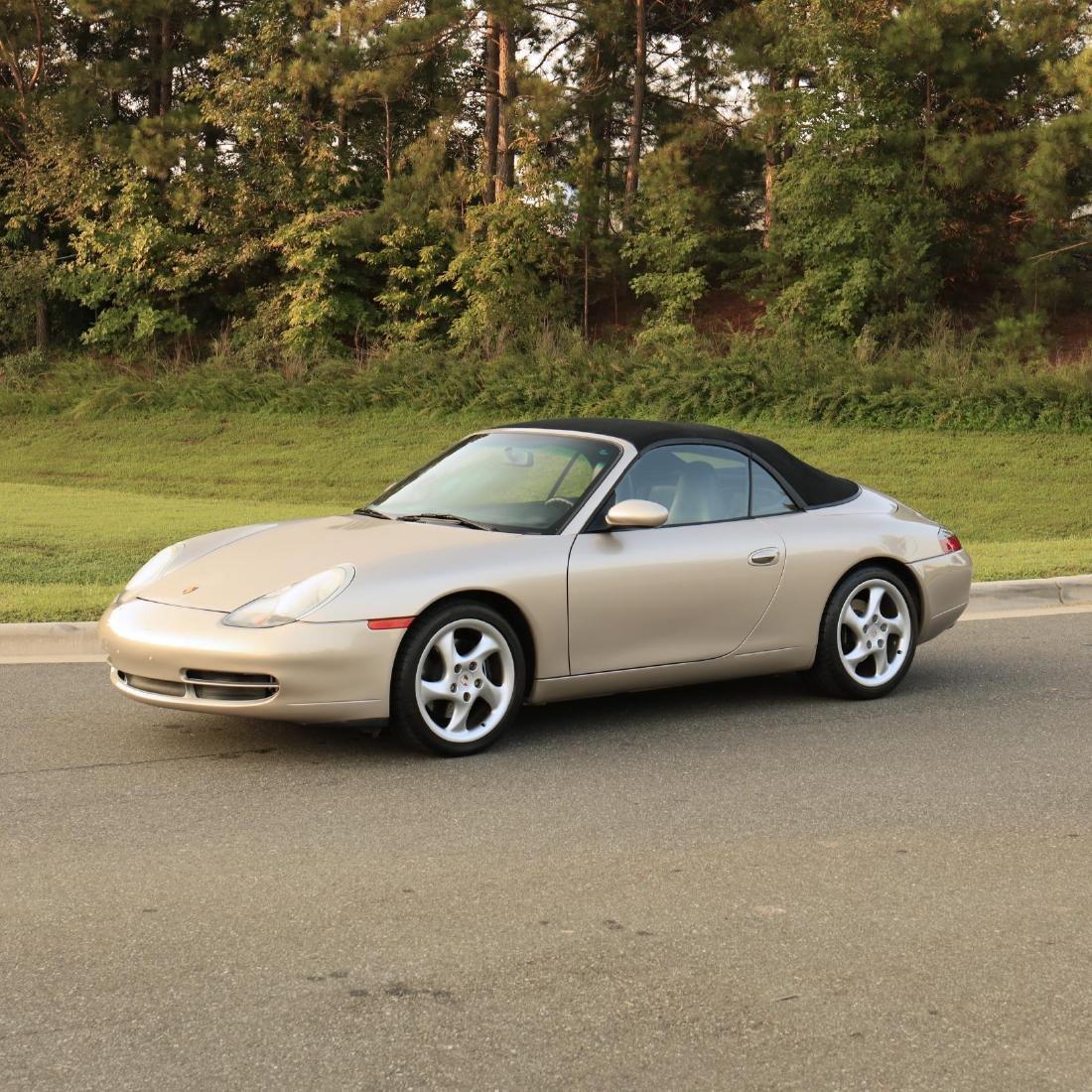 1999 Porsche 911 Carrera Convertible - 2