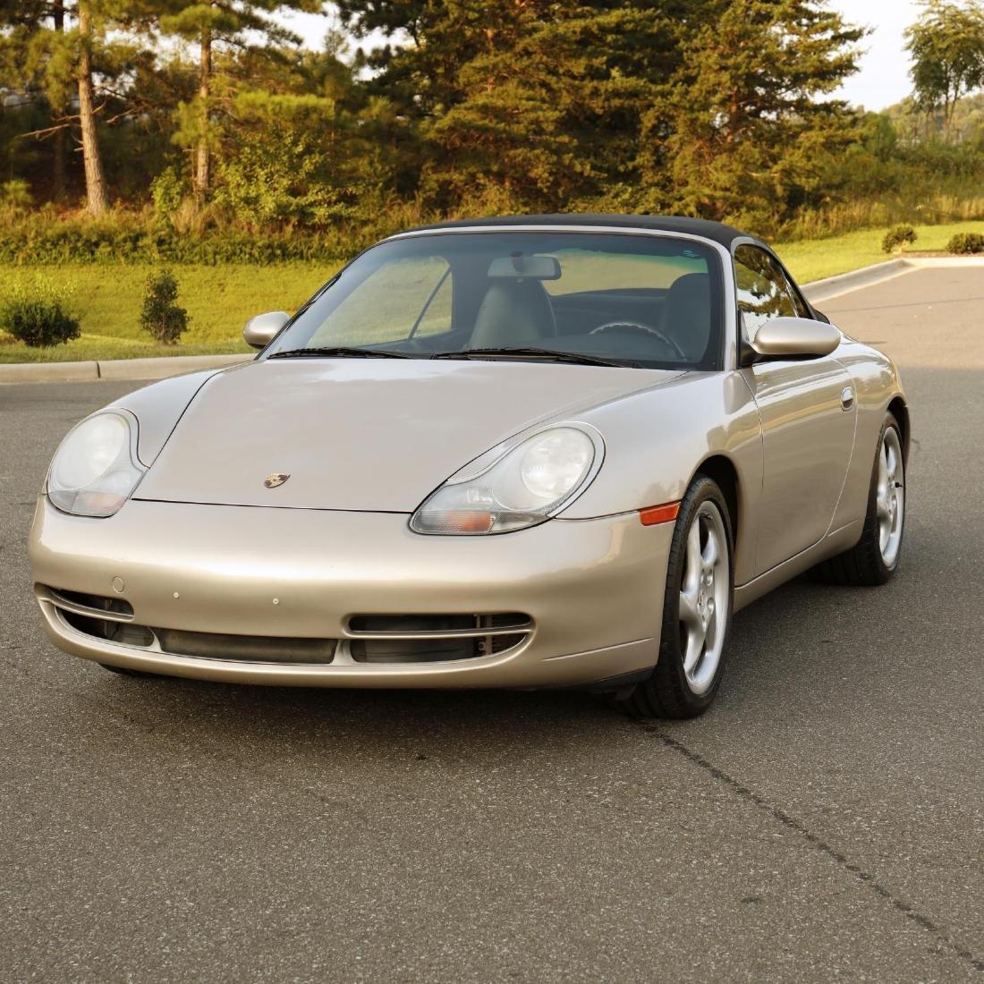 1999 Porsche 911 Carrera Convertible - 3