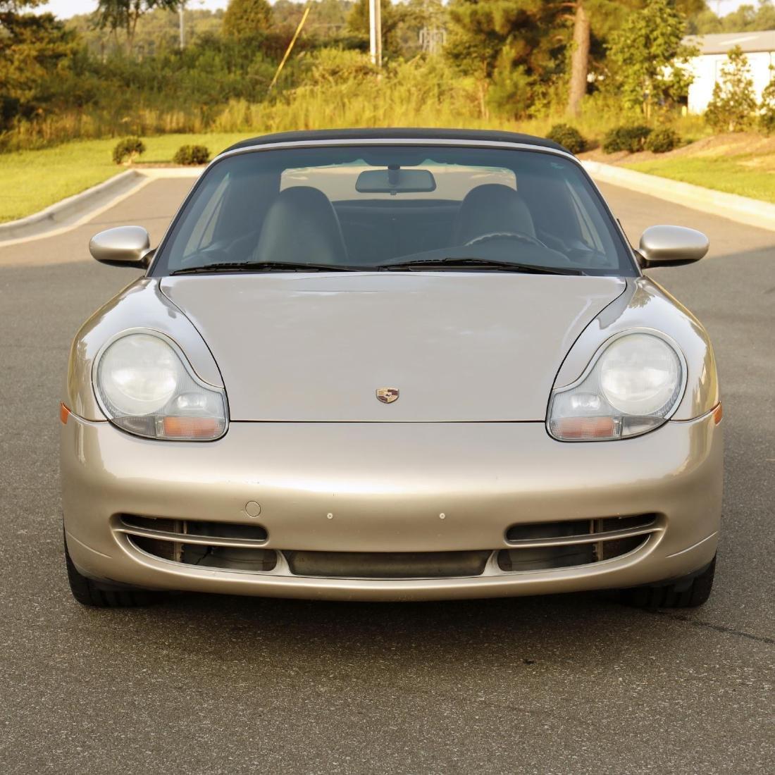 1999 Porsche 911 Carrera Convertible - 4