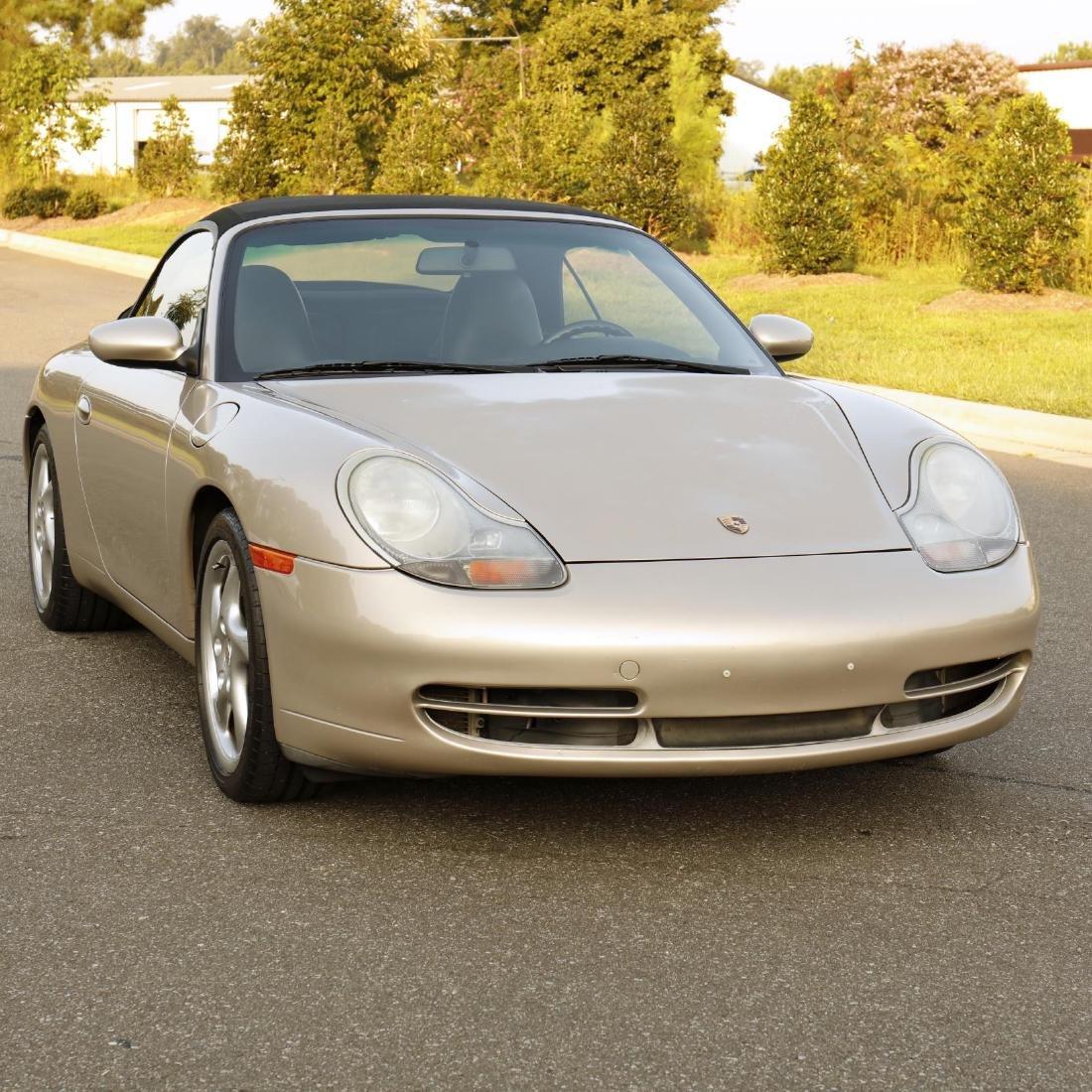 1999 Porsche 911 Carrera Convertible - 5