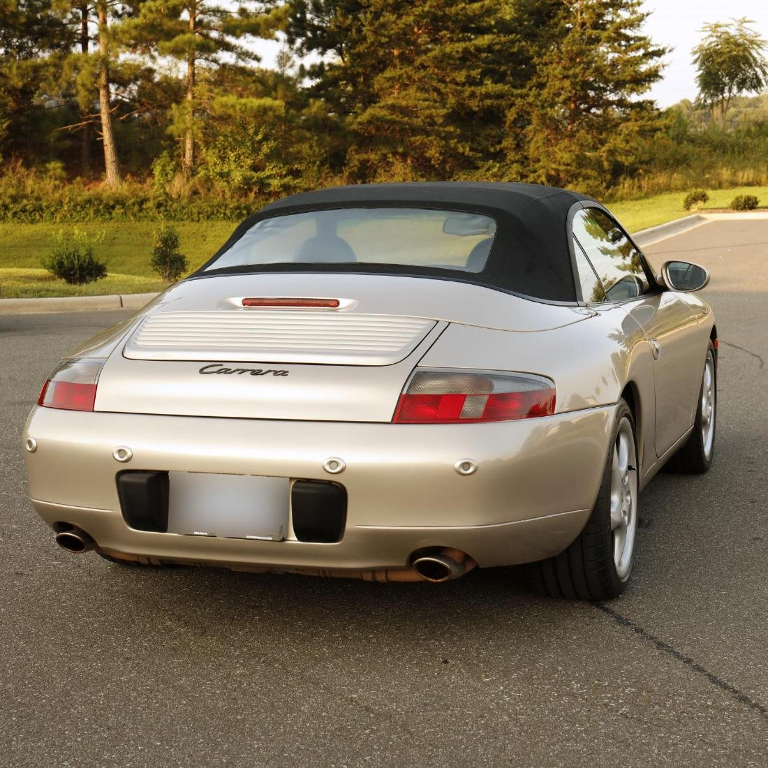 1999 Porsche 911 Carrera Convertible - 6
