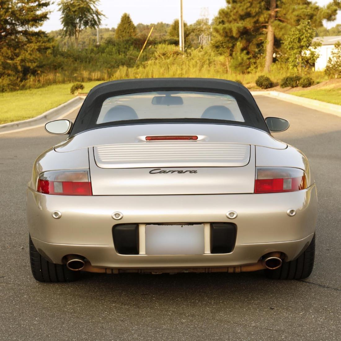 1999 Porsche 911 Carrera Convertible - 7