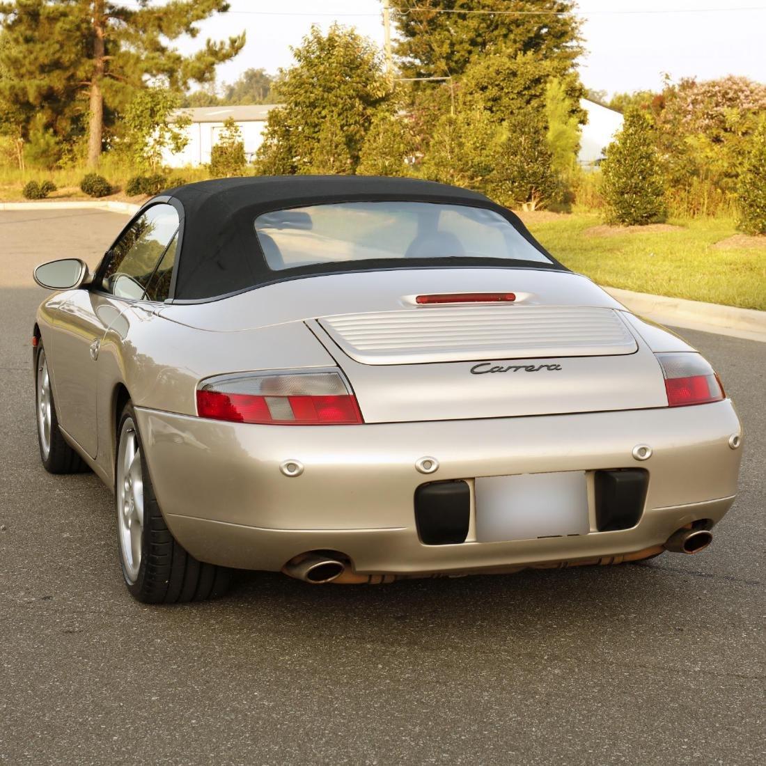 1999 Porsche 911 Carrera Convertible - 8