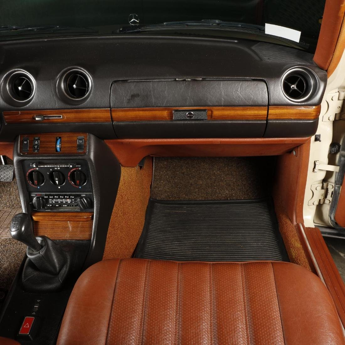 One-Owner 1981 Mercedes Benz 240D - 10