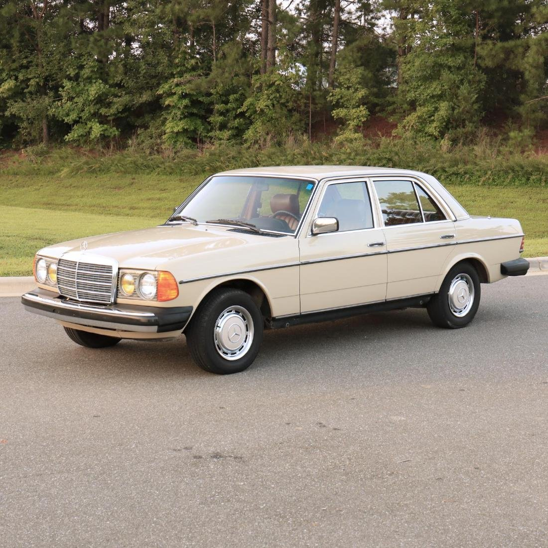 One-Owner 1981 Mercedes Benz 240D