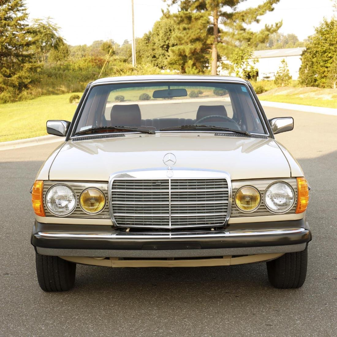 One-Owner 1981 Mercedes Benz 240D - 3