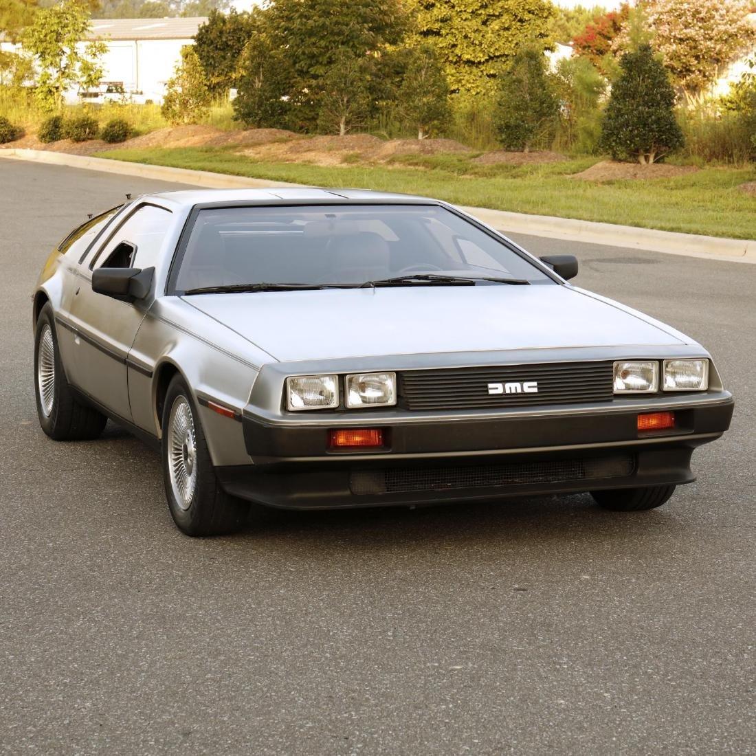 1981 DeLorean DMC-12 - 4