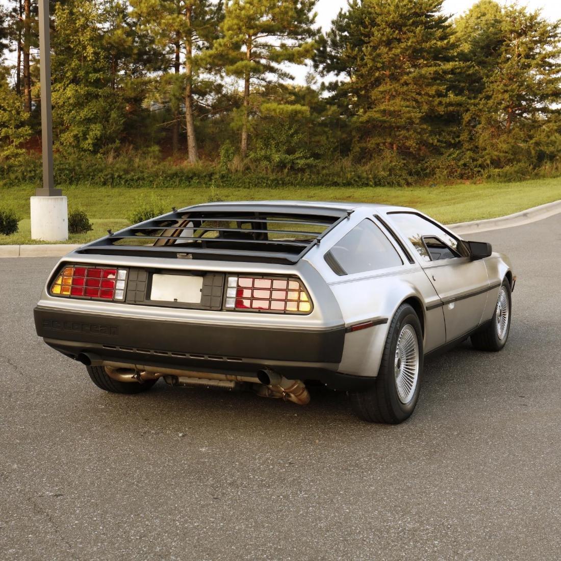 1981 DeLorean DMC-12 - 5