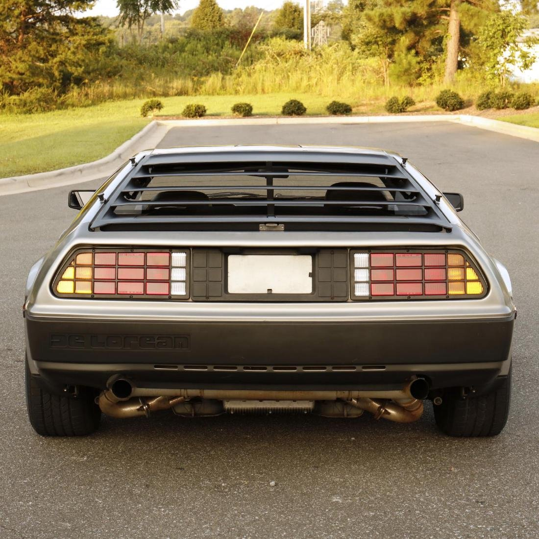1981 DeLorean DMC-12 - 6