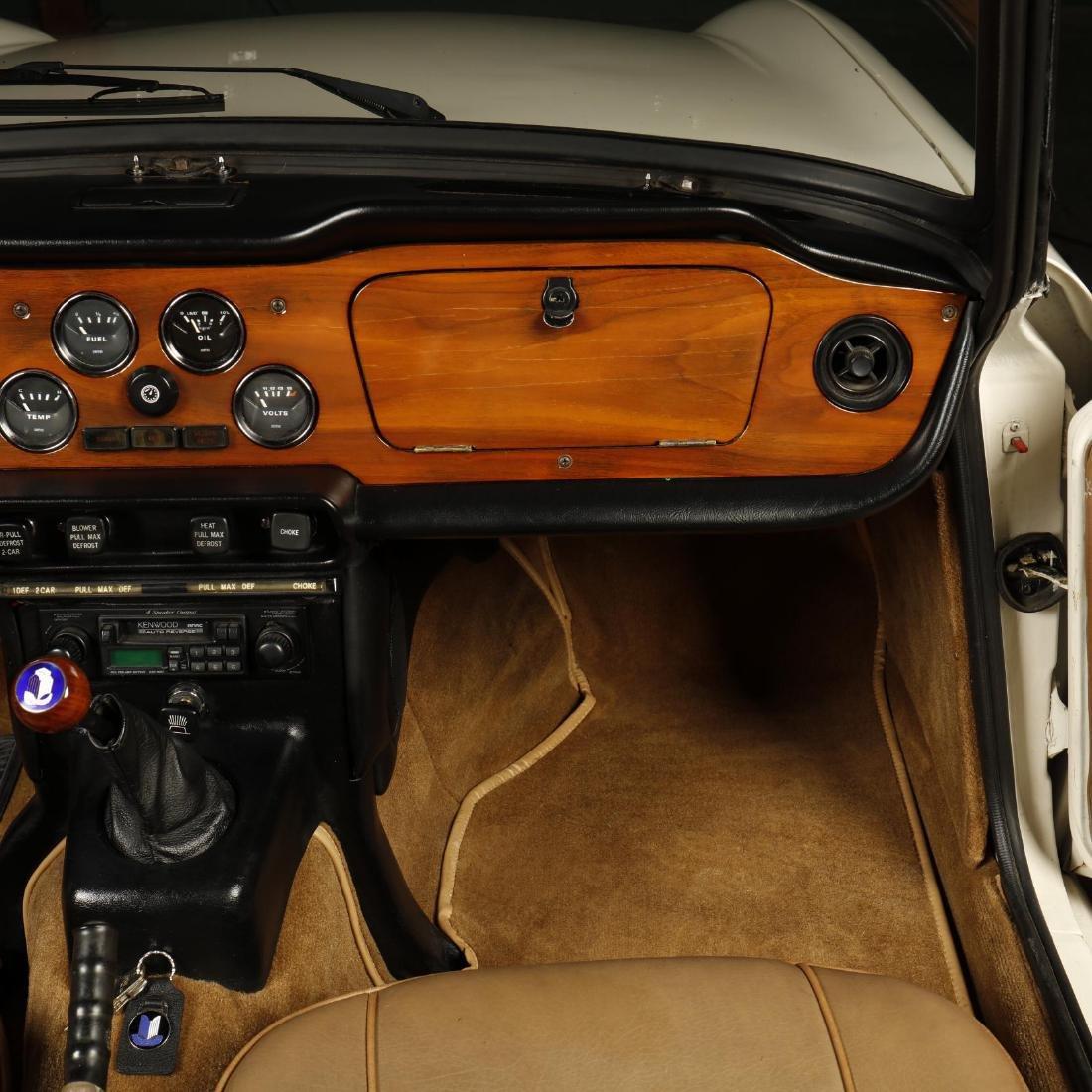 1976 Triumph TR6 Convertible - 10