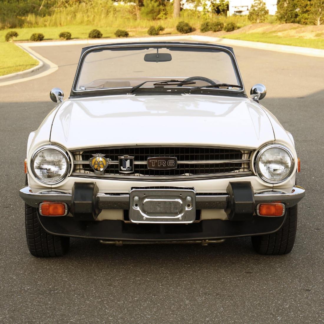 1976 Triumph TR6 Convertible - 3