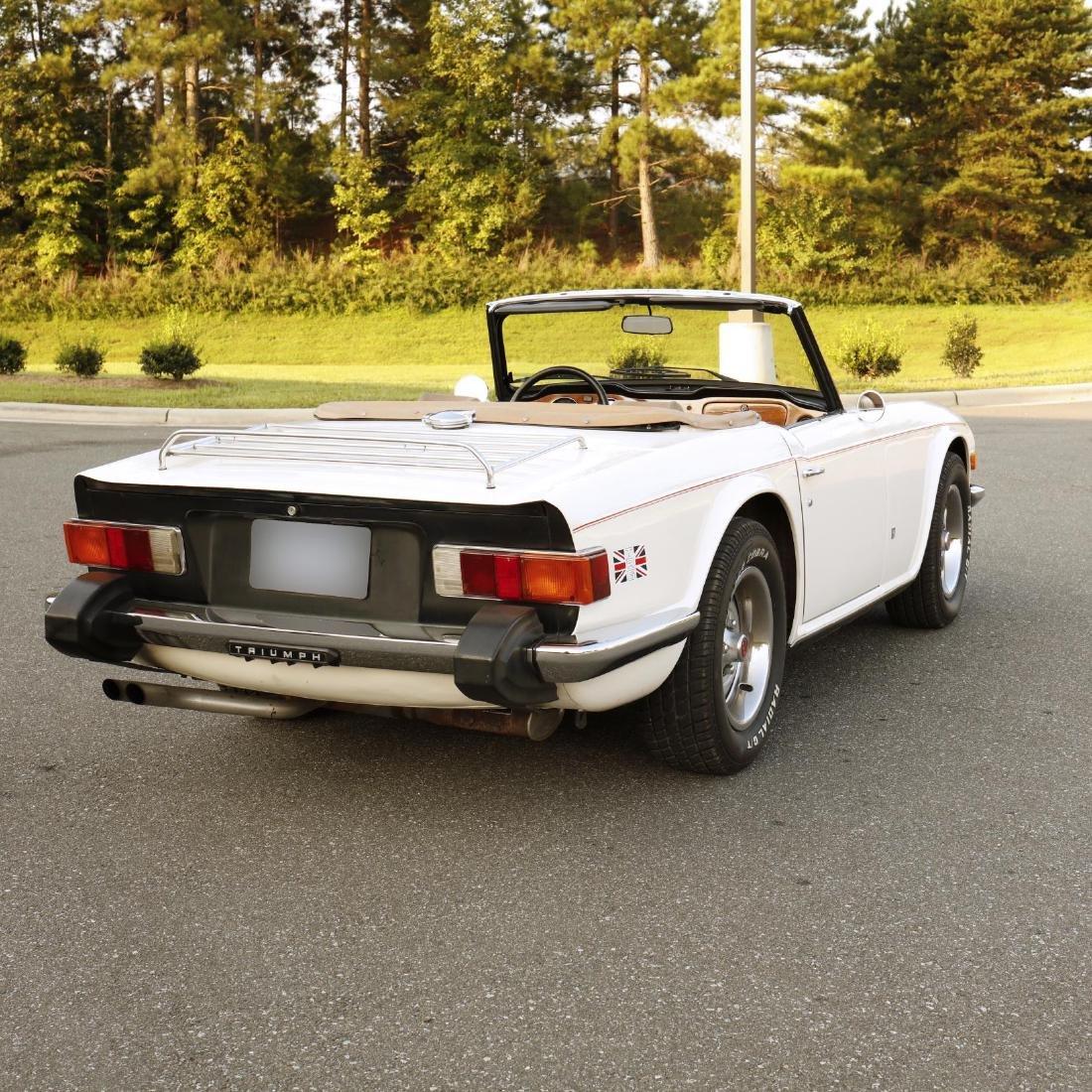 1976 Triumph TR6 Convertible - 5