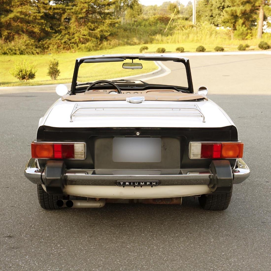 1976 Triumph TR6 Convertible - 6