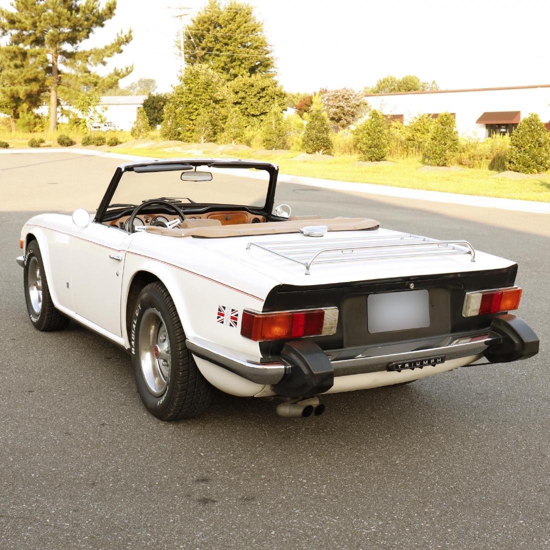 1976 Triumph TR6 Convertible - 7