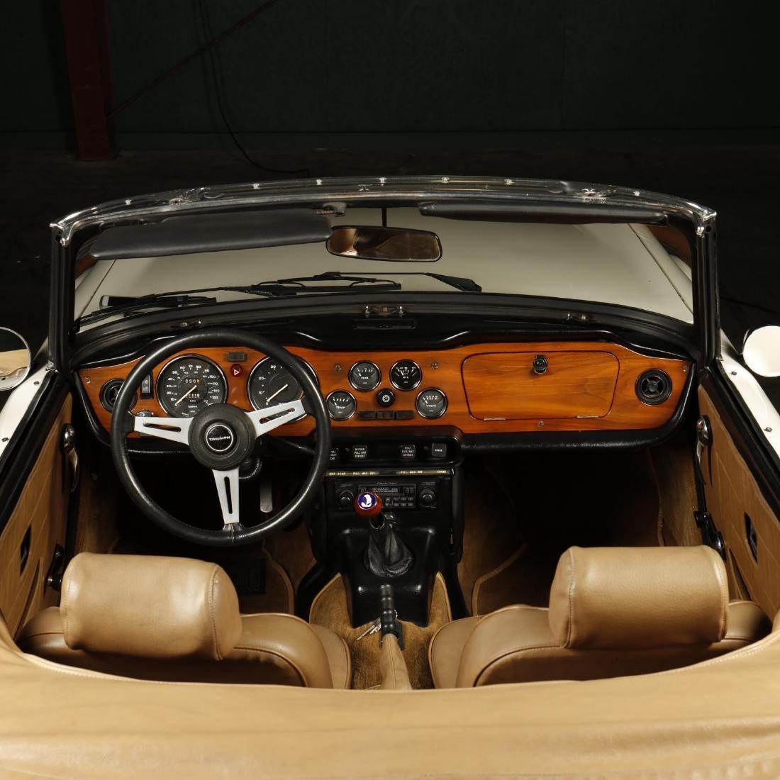 1976 Triumph TR6 Convertible - 8