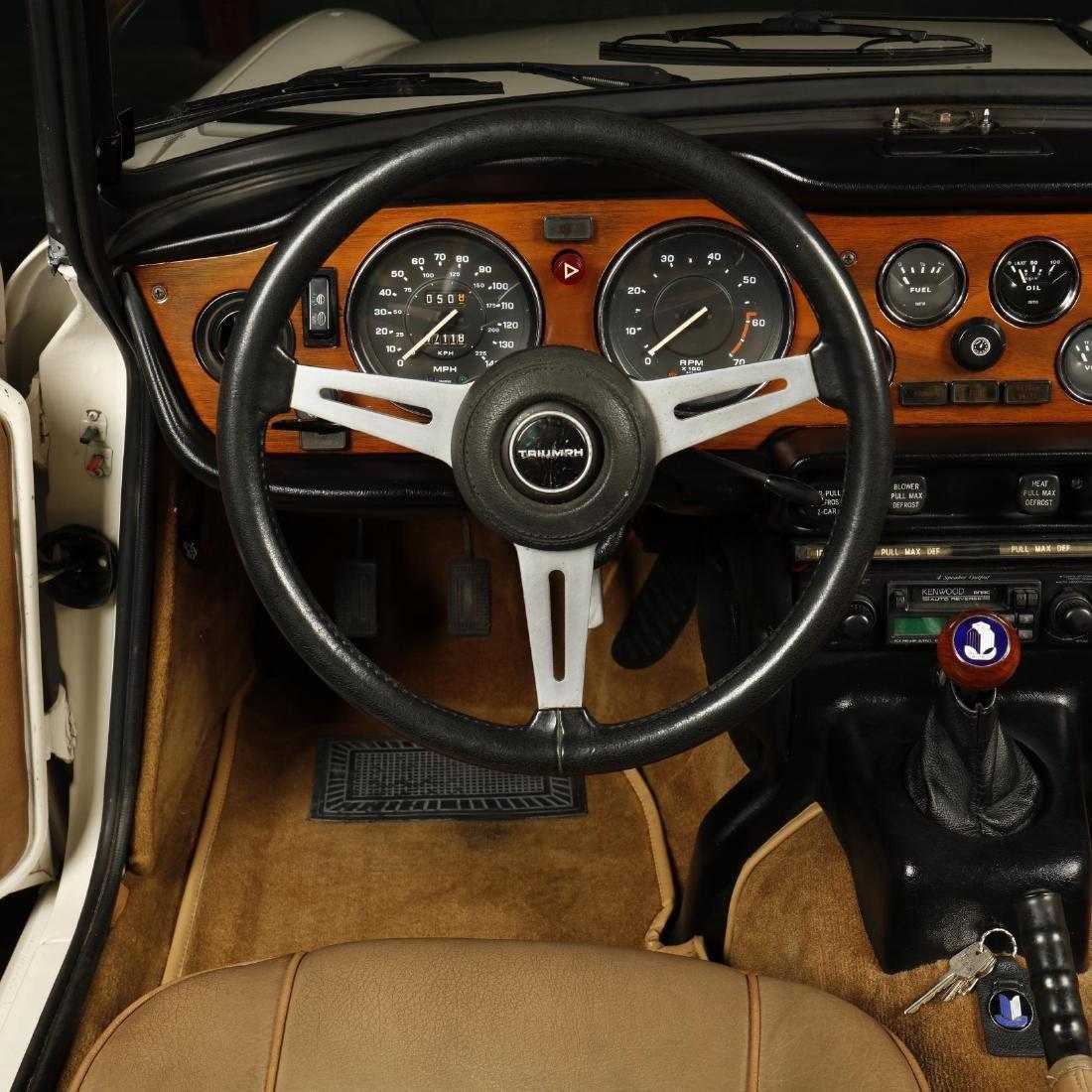 1976 Triumph TR6 Convertible - 9