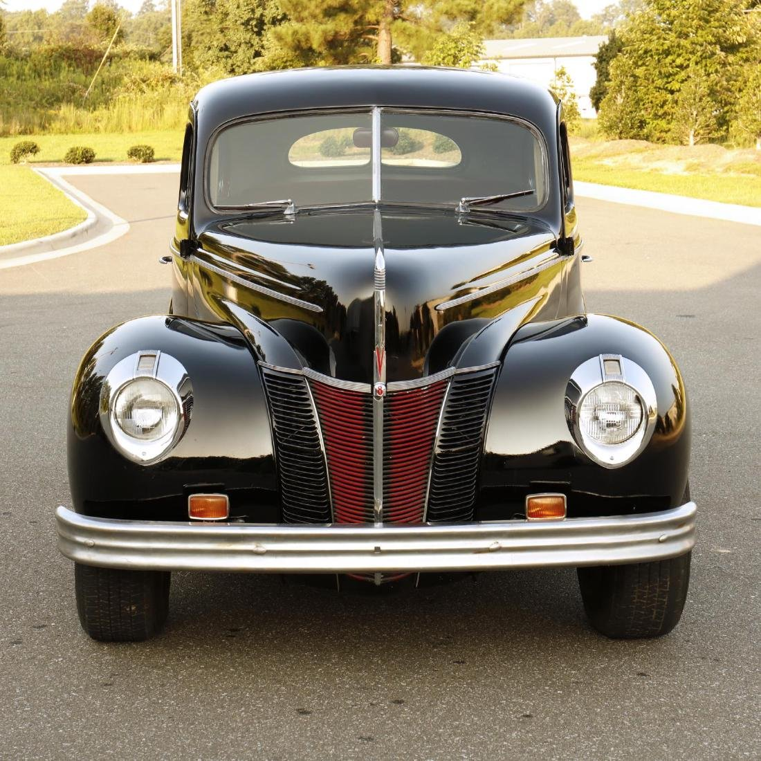 1940 Ford Deluxe Tudor Sedan - 3