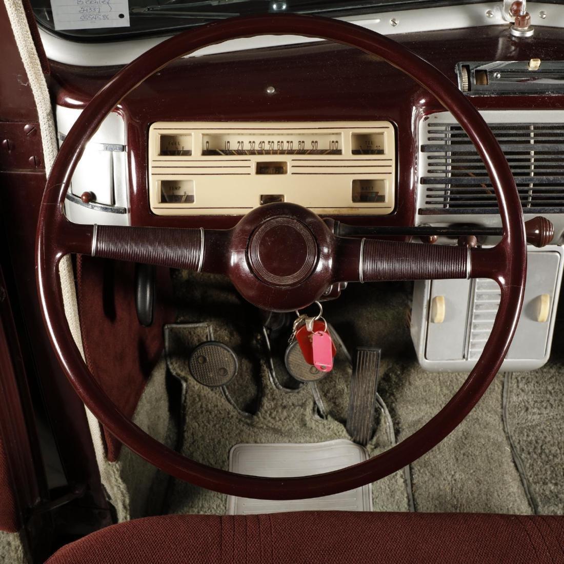 1940 Ford Deluxe Fordor Sedan - 9