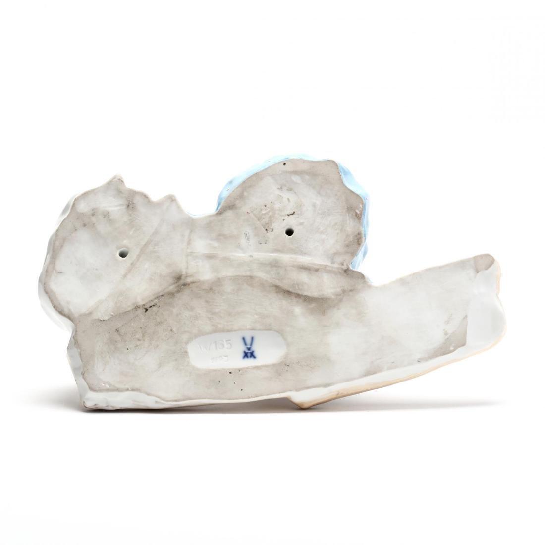 Meissen Hentschel Porcelain Figural Composition - 5