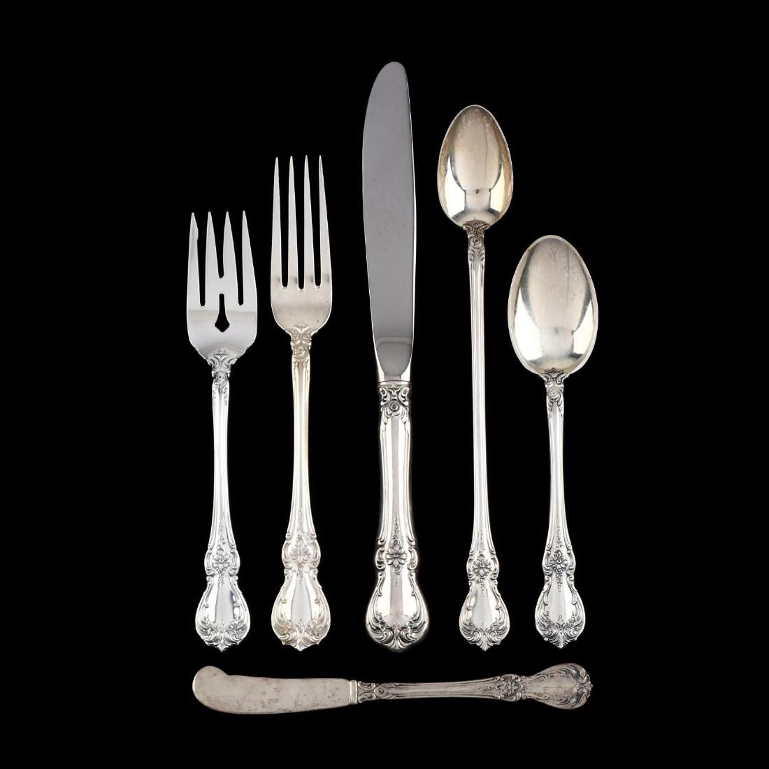 """Towle """"Old Master"""" Sterling Silver Flatware"""