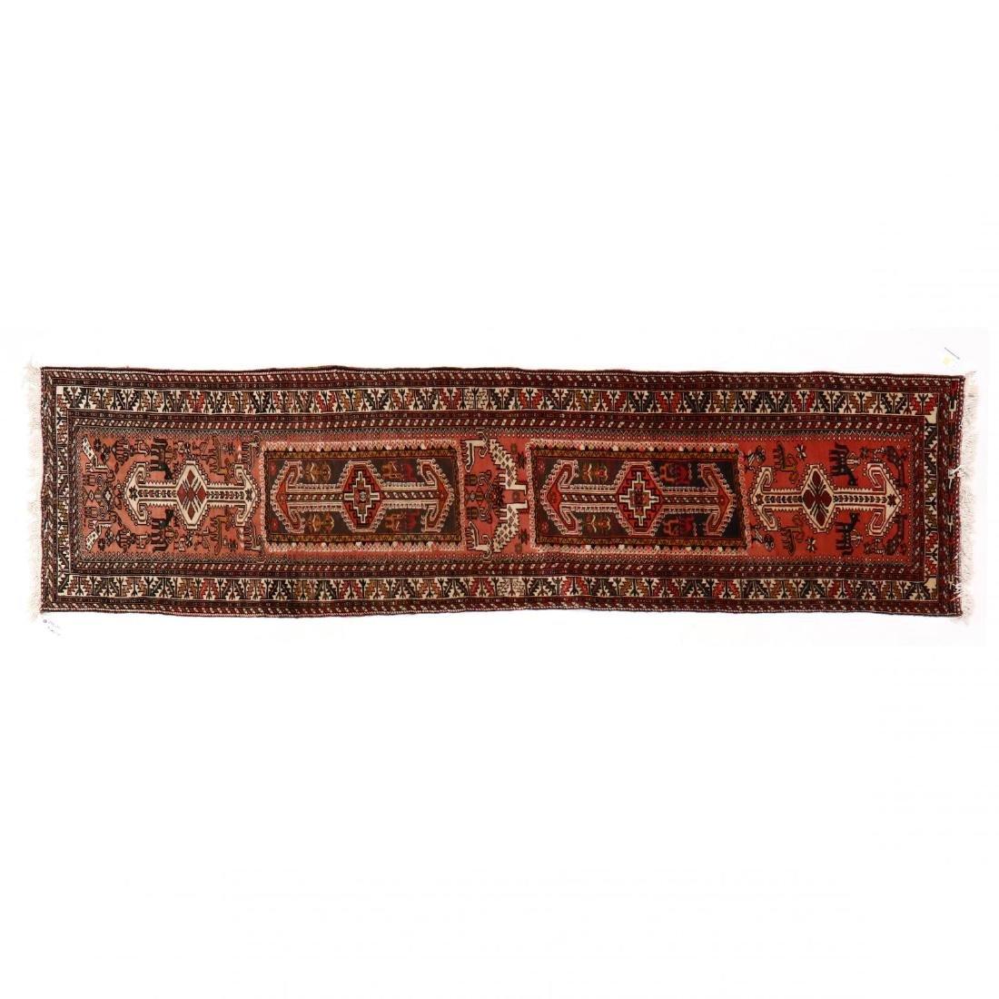 Indo Persian Runner (3 ft. x 11 ft. 11 in.)