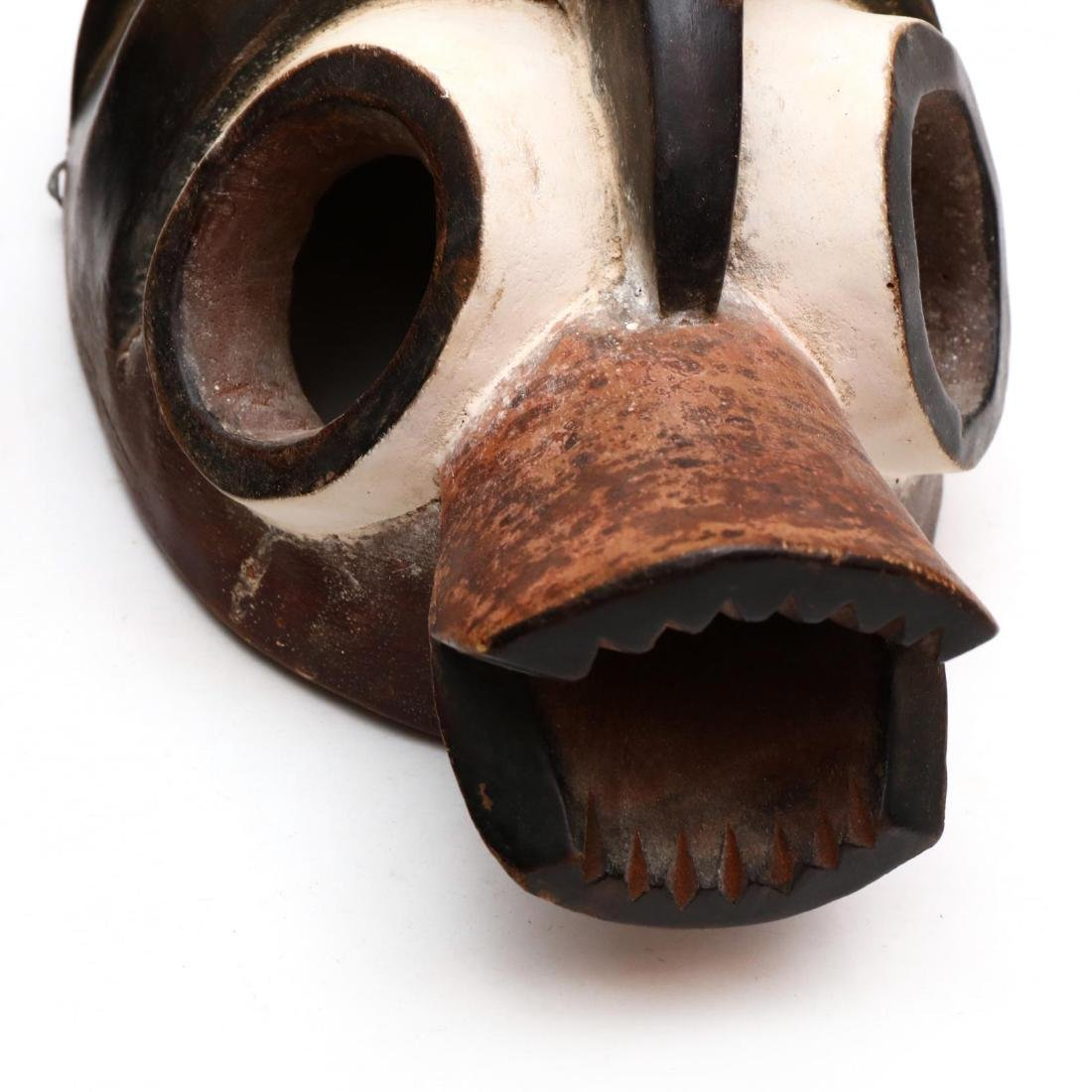 Two African Masks - 2