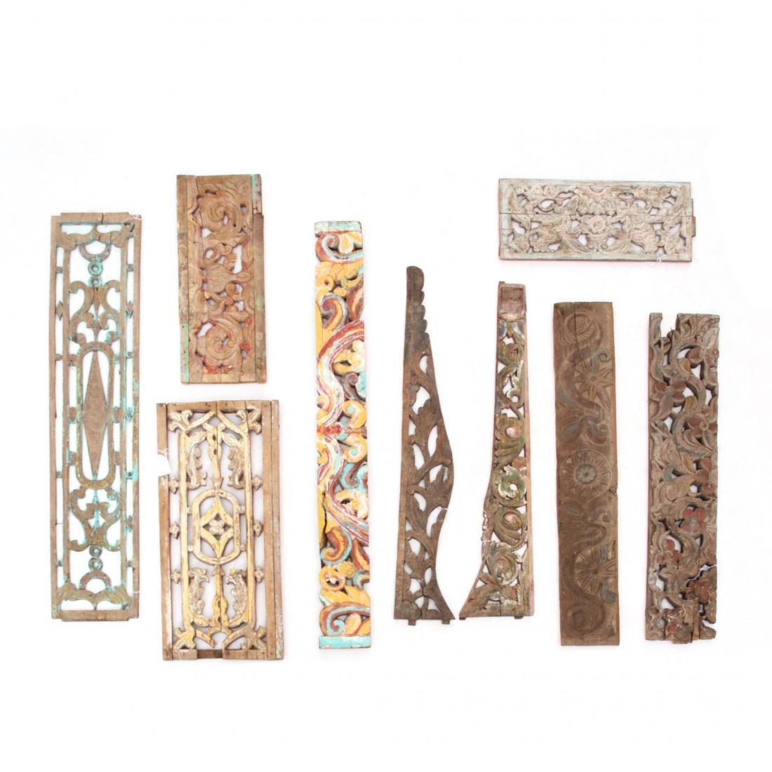 Nine Architectural Elements