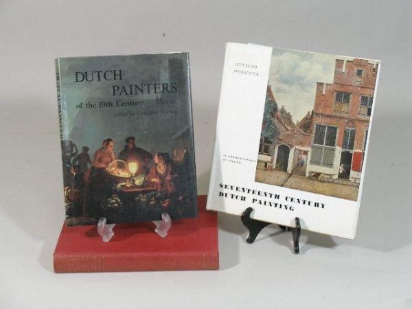 4: Three Volumes on Dutch Art,