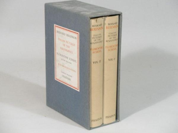 "7: Two Volume Set ""Italian Painters of the Renaissance"