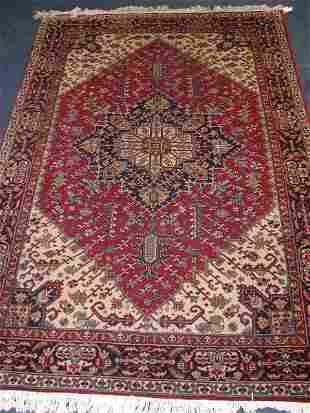 Persian Style Room Size Rug,