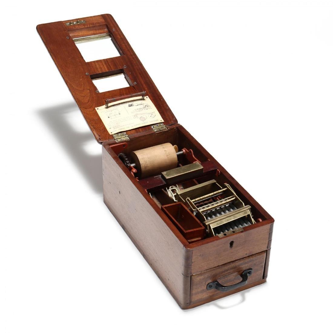 Antique  O'Brien  Money Drawer
