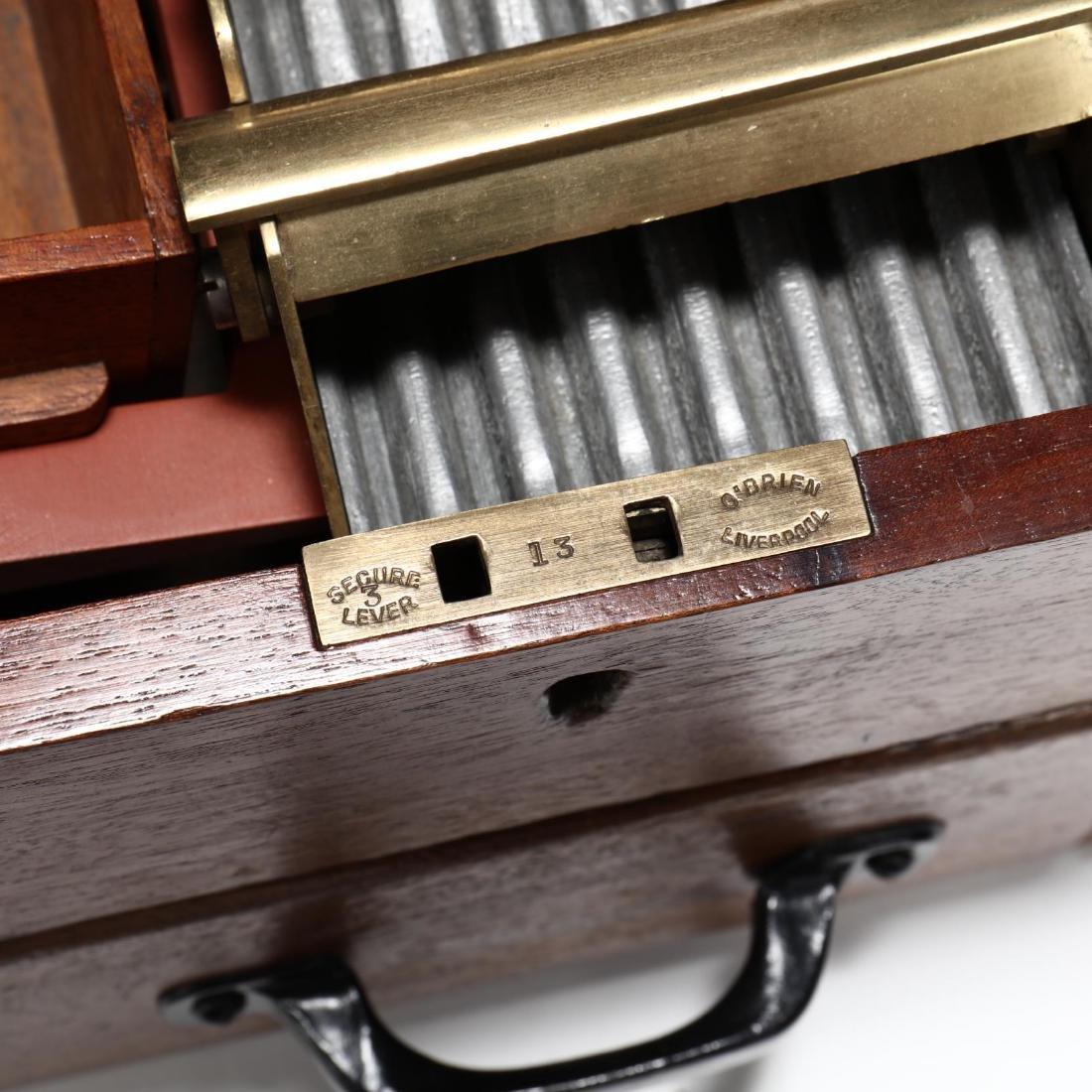 Antique  O'Brien  Money Drawer - 4