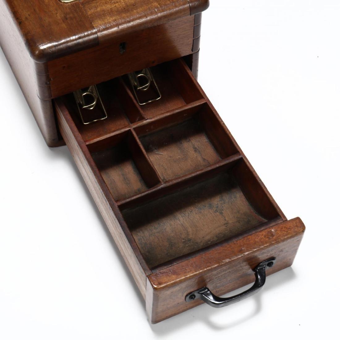 Antique  O'Brien  Money Drawer - 5