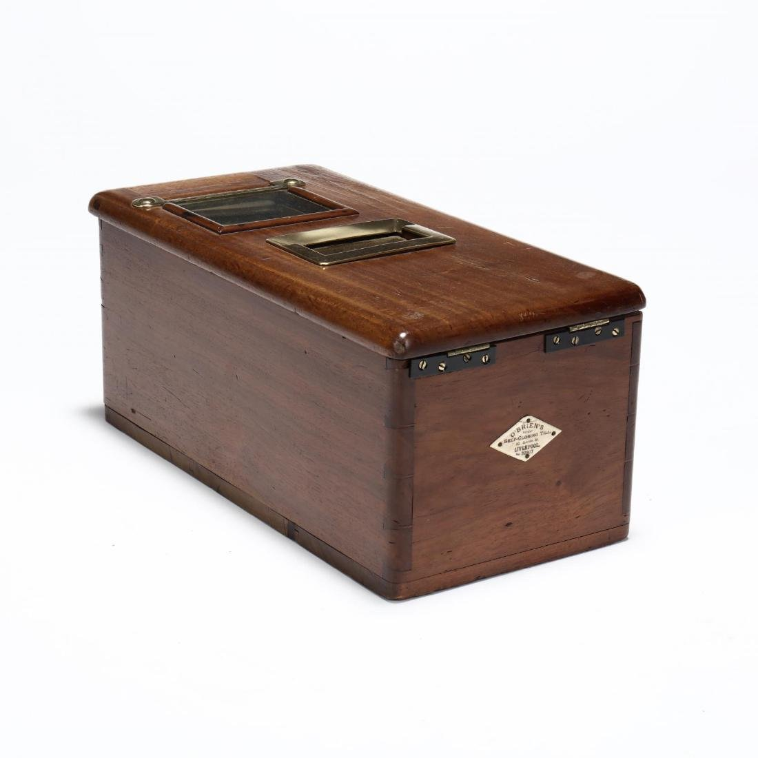 Antique  O'Brien  Money Drawer - 6