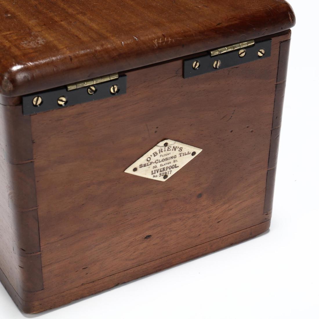 Antique  O'Brien  Money Drawer - 7