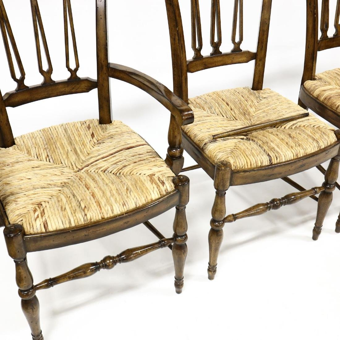 Maitland Smith, Set of Four Regency Style Dining Chairs - 3