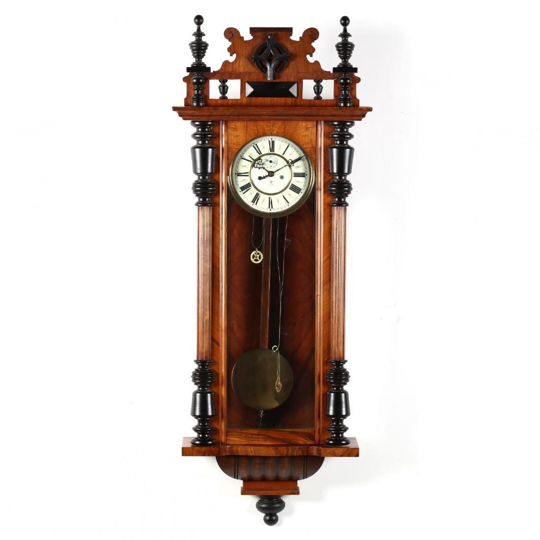 Gustav Becker, Regulator Wall Clock