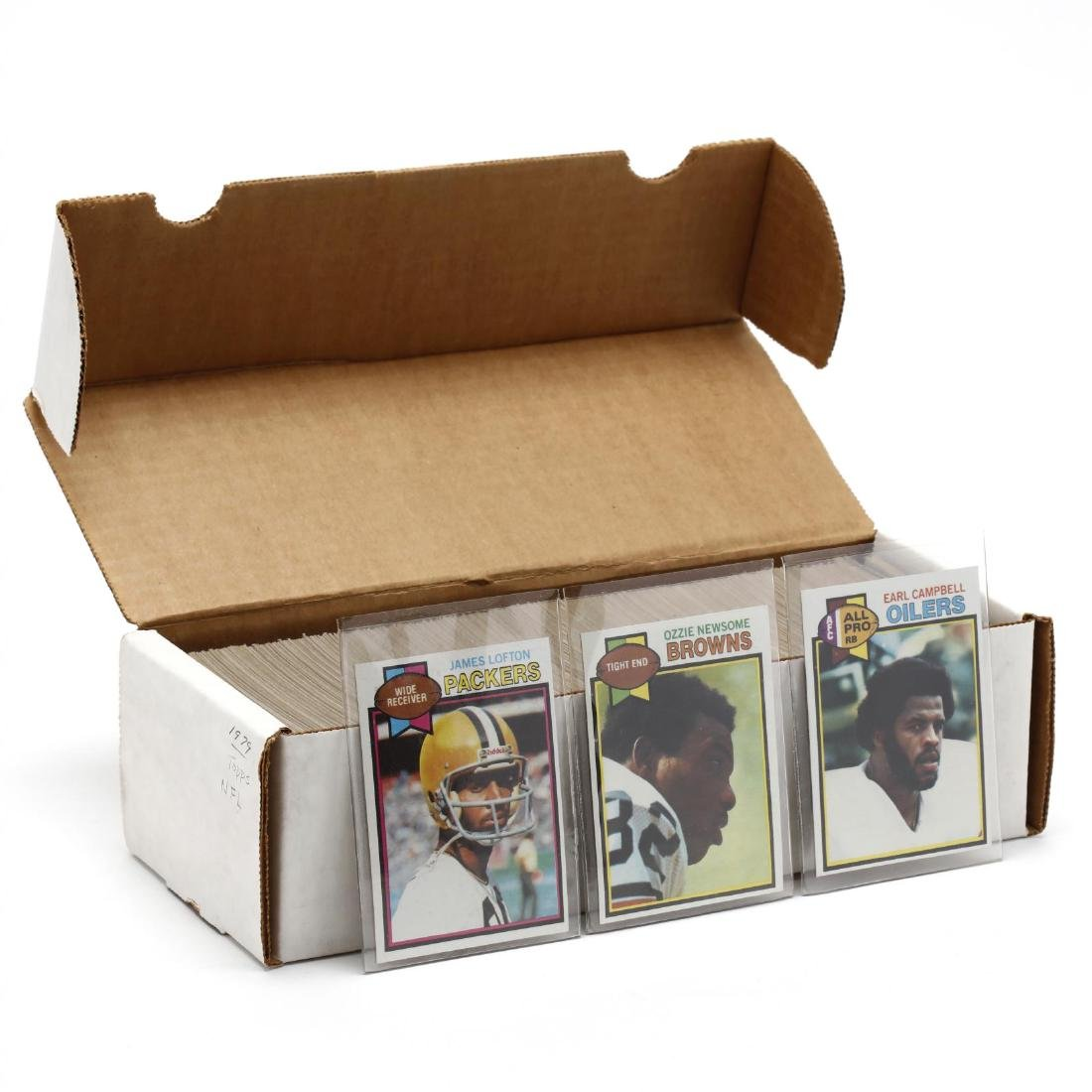 1979 Topps NFL Football Cards with Three Rookie Cards - 2