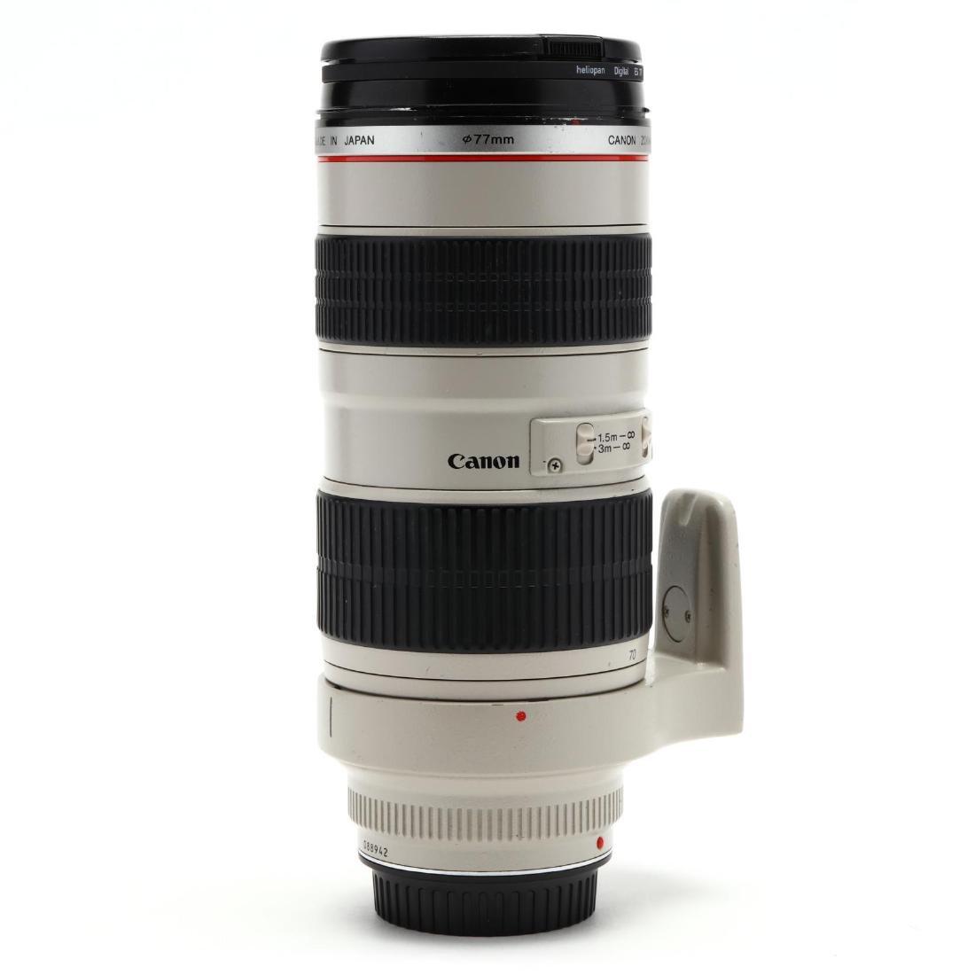 Canon 70-200mm Camera Lens - 2