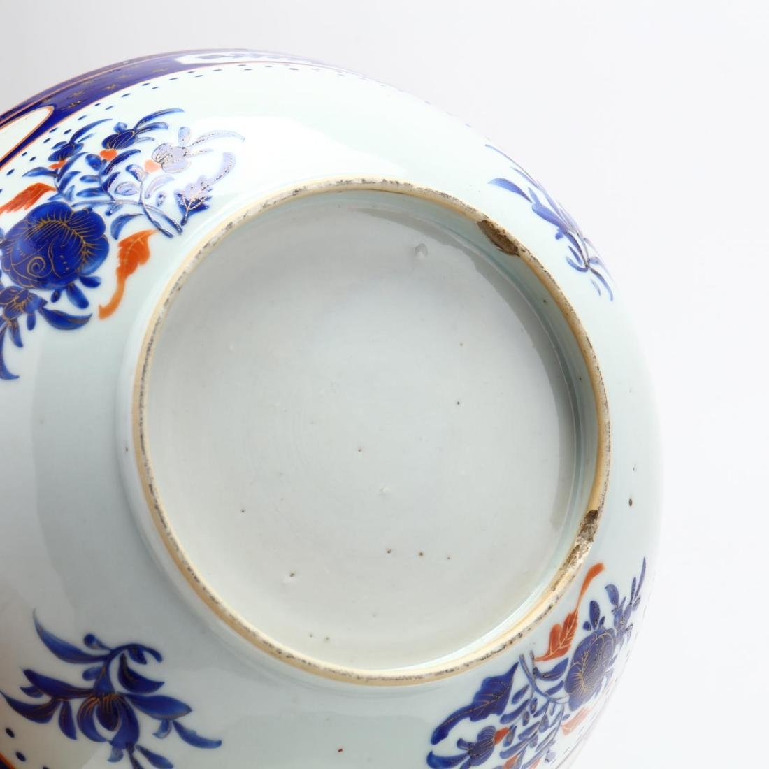 A Pair of Chinese Export Porcelain Bowls - 7