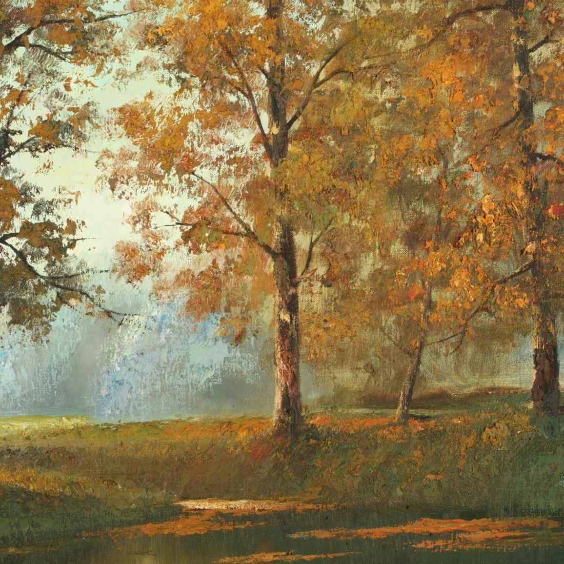 An Autumn Landscape Painting - 2