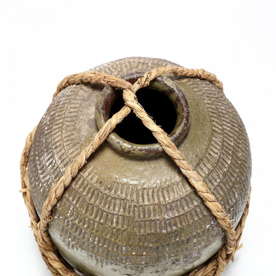 A Balinese Pottery Water Jug - 2
