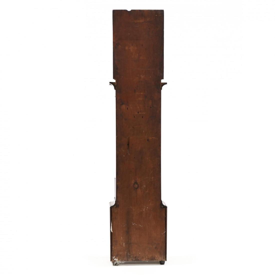 Scottish Mahogany Tall Case Clock, Hay Mercer, Aberdeen - 10
