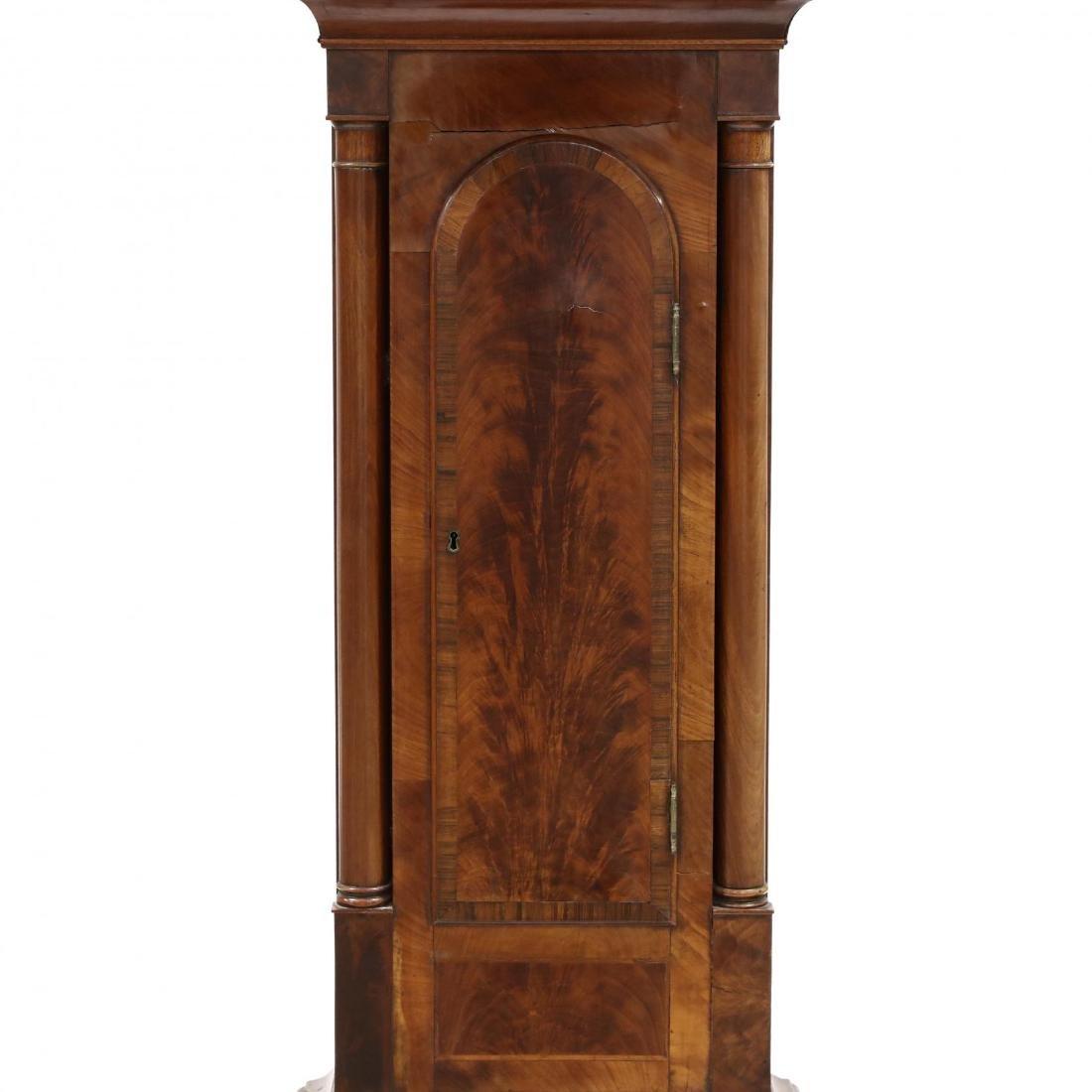 Scottish Mahogany Tall Case Clock, Hay Mercer, Aberdeen - 3