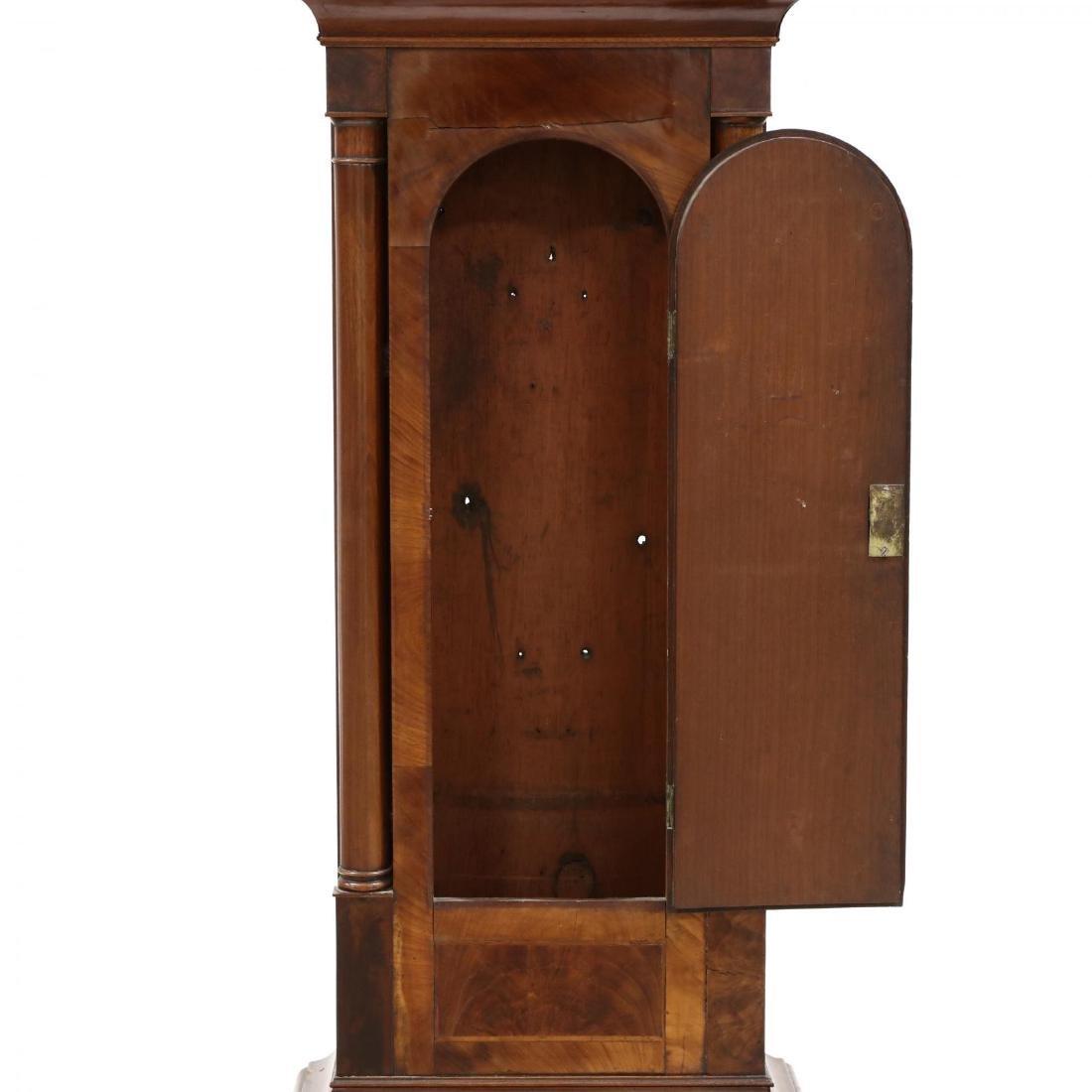 Scottish Mahogany Tall Case Clock, Hay Mercer, Aberdeen - 4