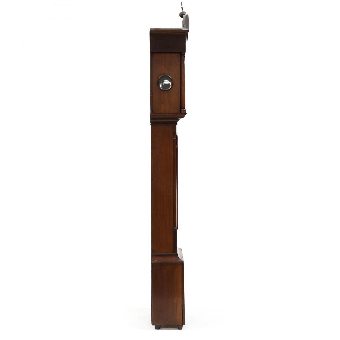 Scottish Mahogany Tall Case Clock, Hay Mercer, Aberdeen - 7
