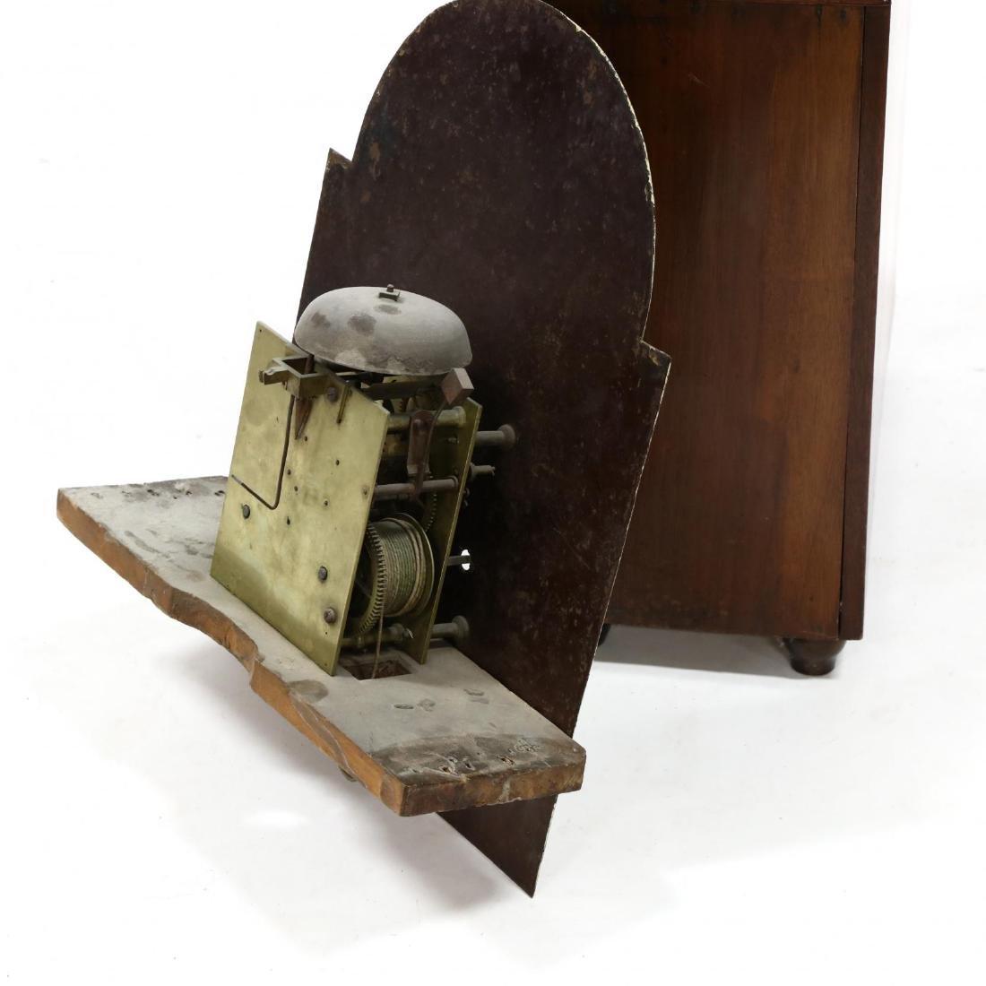 Scottish Mahogany Tall Case Clock, Hay Mercer, Aberdeen - 8