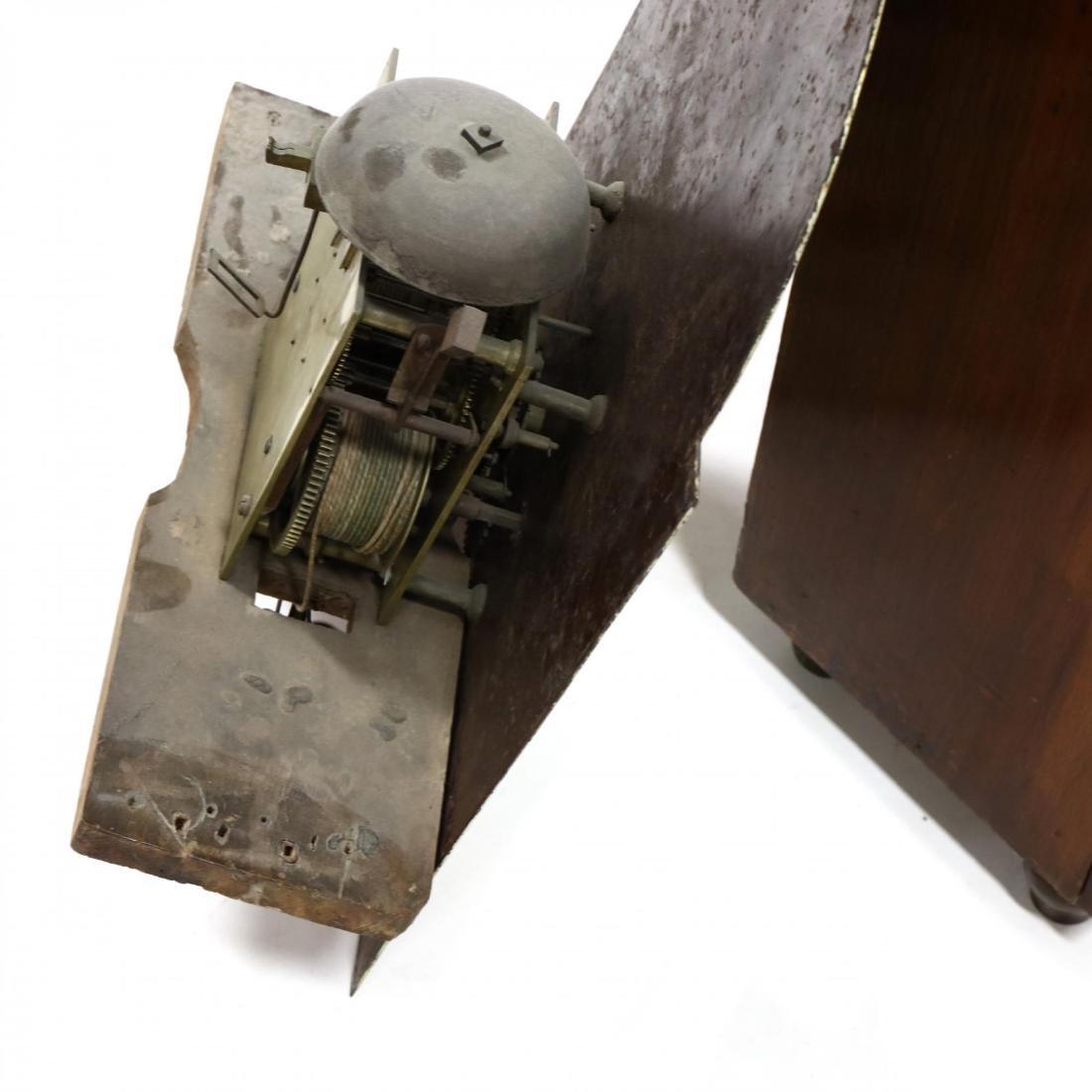 Scottish Mahogany Tall Case Clock, Hay Mercer, Aberdeen - 9