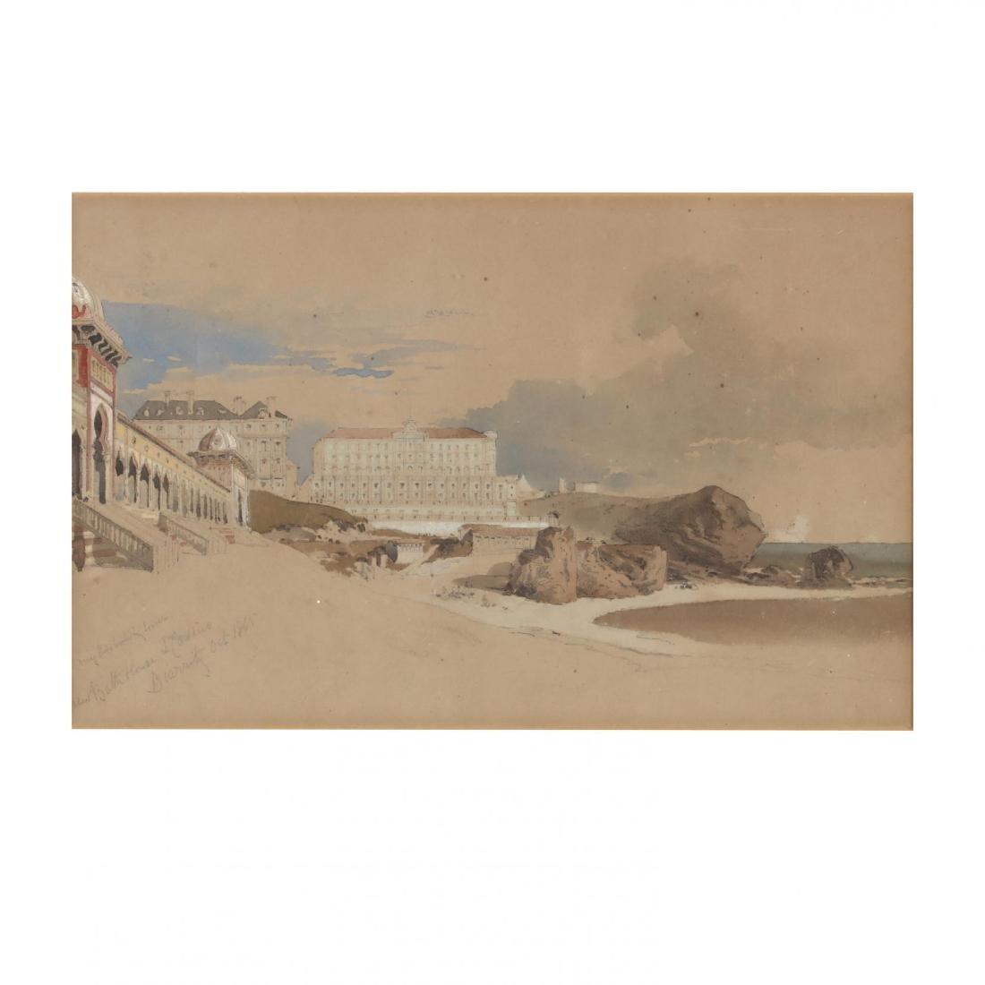 Richard Principal Leitch (British, 1826-1882),  New