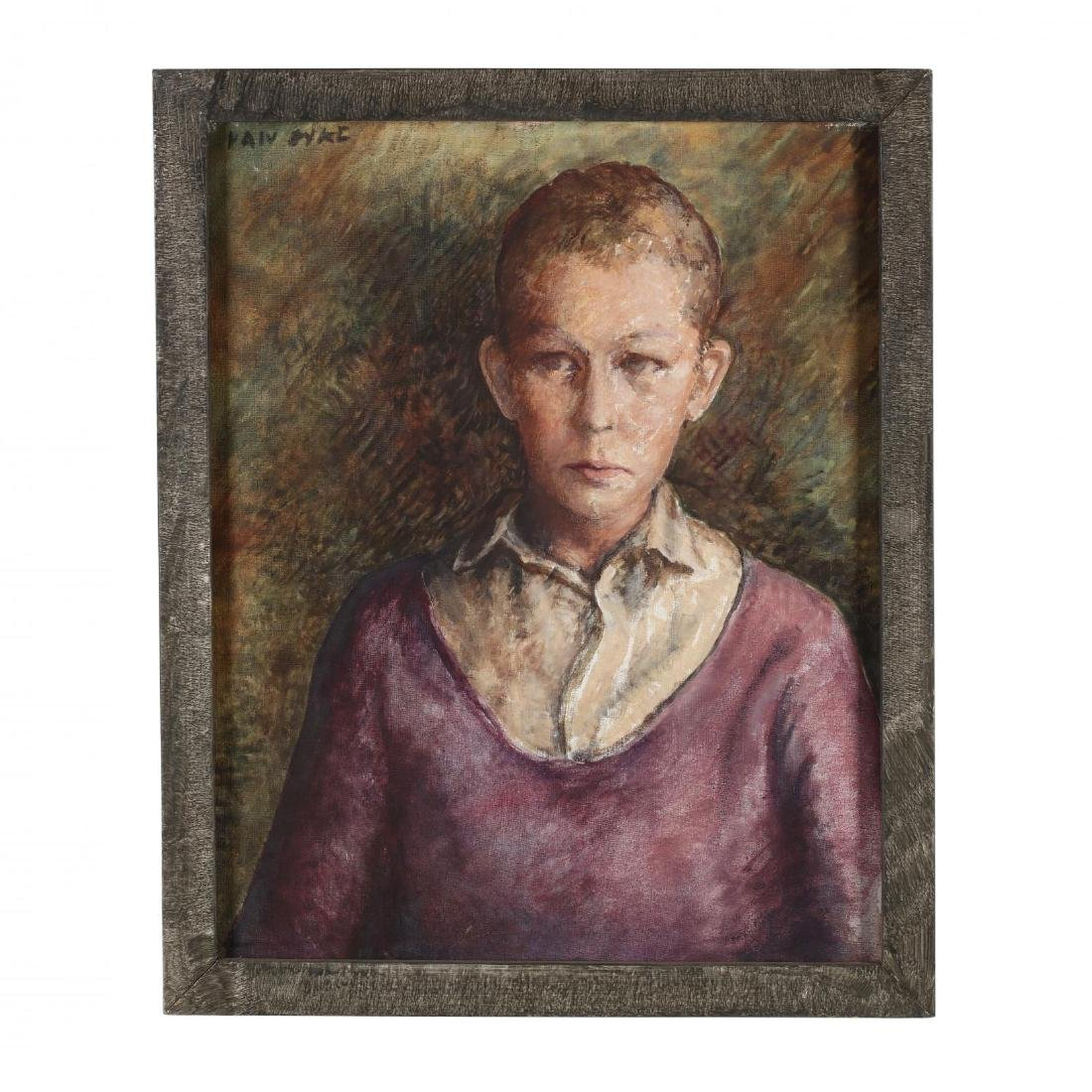 20th Century Portrait of a Young Boy